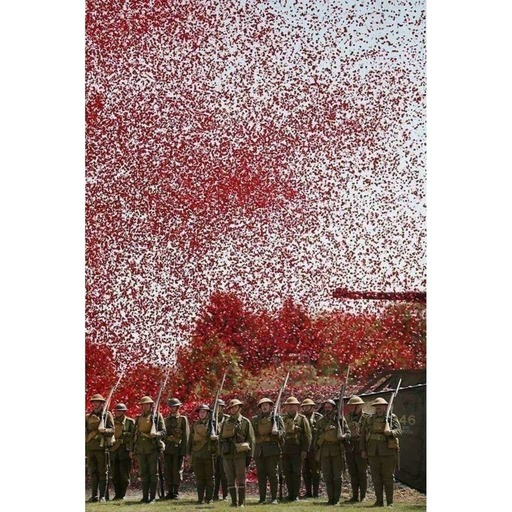 RADIO ACTION PRESENTS REMEMBRANCE DAY - VETERANS DAY 2018