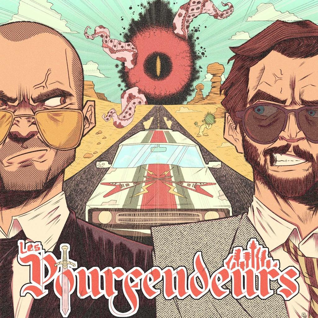 Les Pourfendeurs 🐲 Série Audio