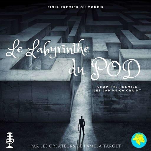 Pamela Target - HS LE LABYRINTHE DU POD
