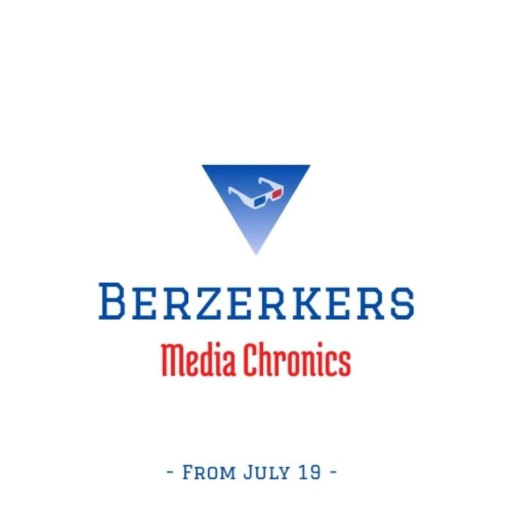 Berzerkers Media Chronics