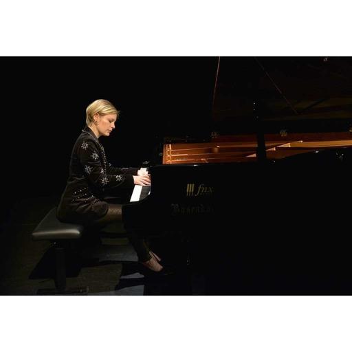 Béatrice Berrut, pour l'amour de Liszt !