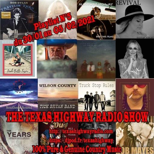 The Texas Highway Radio Show N°5