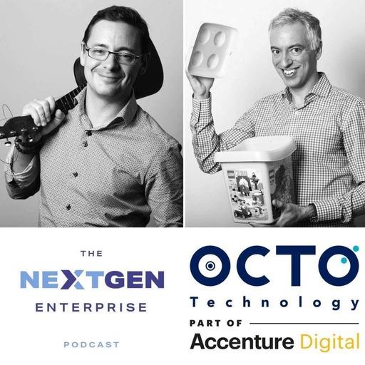 L'Entreprise de Nouvelle Génération, Alban Dalle et Nicolas Kalmanovitz, Octo Technology