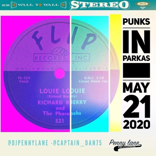 Punks in Parkas - May 21, 2020