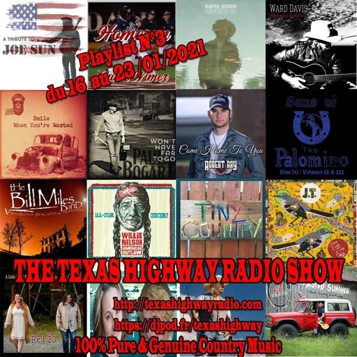 The Texas Highway Radio Show N°3