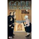 Saison 12 Episode 5 spécial sorties bouquins avec Stéphanie Glassey (L'EVENTREUSE) et Jordi Gabioud (TANTINE CHEVROTINE) deux auteurs publiés dans la collection GORE DES ALPES