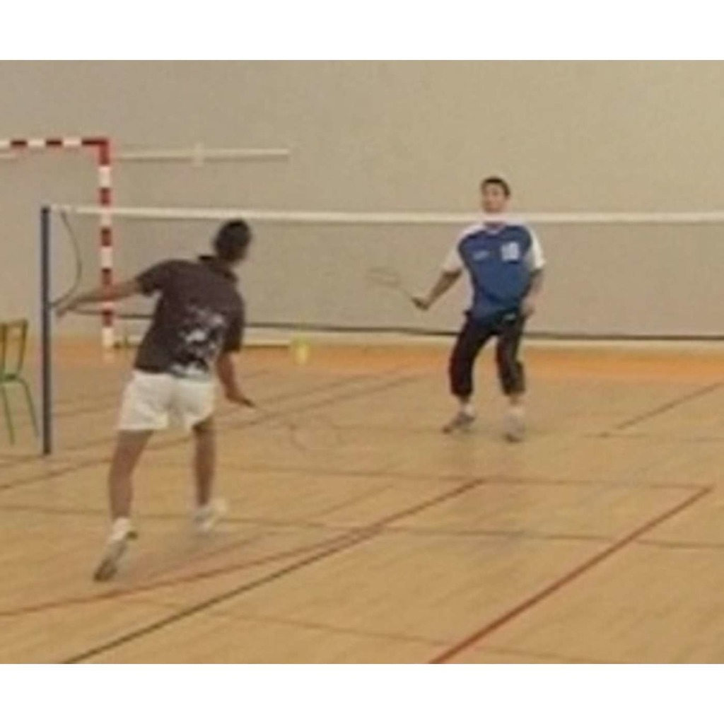 Badminton et EPS - Niveau 4 en lycée