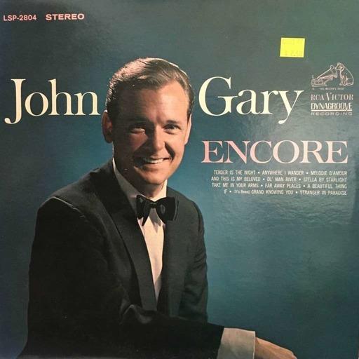 Encore by John Gary