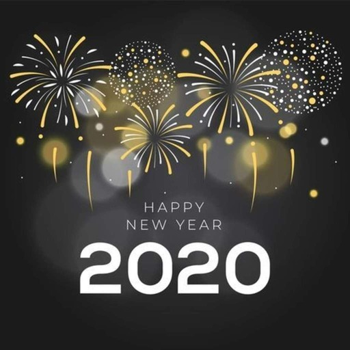 Happy New Year 2020_ House Mix Party