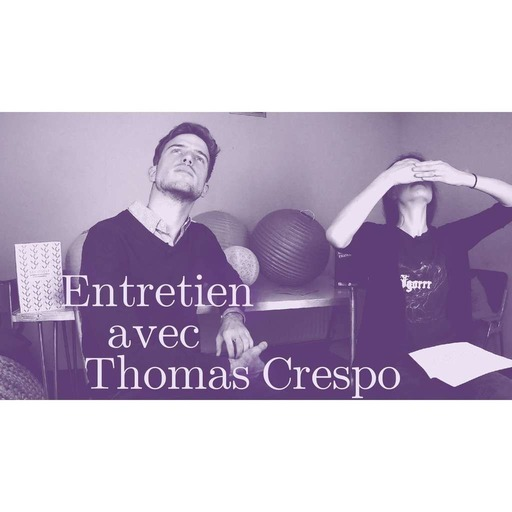 FÉMINISME - Entretien avec Thomas Crespo
