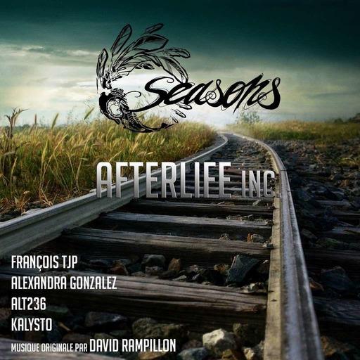Hors-série - Afterlife Inc. - Épisode 6 - Le quai (avec François TJP, Alexandra Gonzalez, ALT236 et Kalysto)