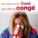 3 août 2020 - Elle invente avoir le Covid pour être en congé - Sur le pouce
