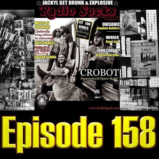 Radio Sucks Radio Show vol19 - Ep158