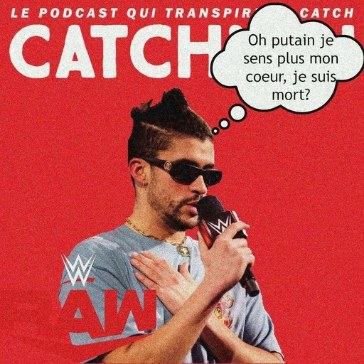 Catch'up! WWE Raw du 5 avril 2021 —  Bunny be bad