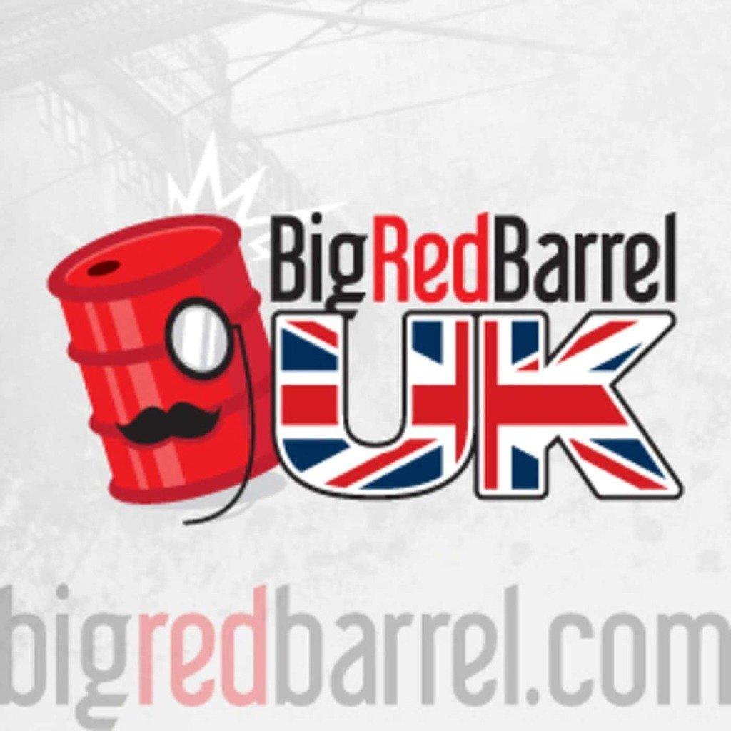 UK Podcast – Big Red Barrel