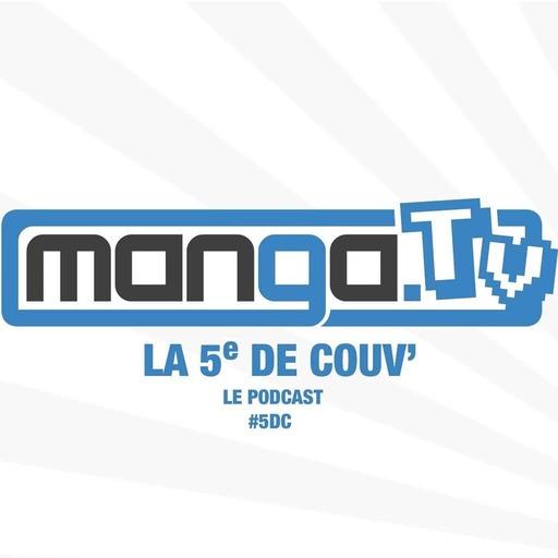 REDIFF : BD VS Manga – Discussion avec un éditeur – La 5e de Couv' – #5DC