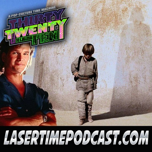 Pain Don't Hurt Patrick Swayze, Christian Bale finds Salvation in the Terminator series, and Who was the Phantom Menace?! - Thirty Twenty Ten - May 17-23