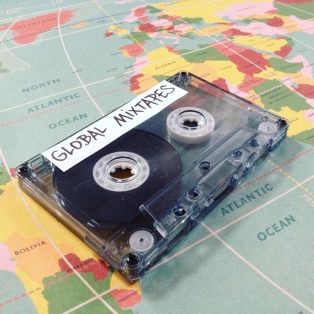 FMR mixtapes