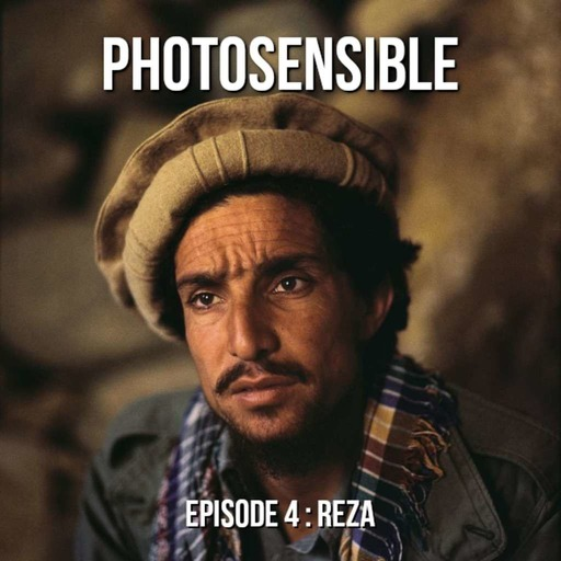 Episode #04 - Reza, photographe philanthrope