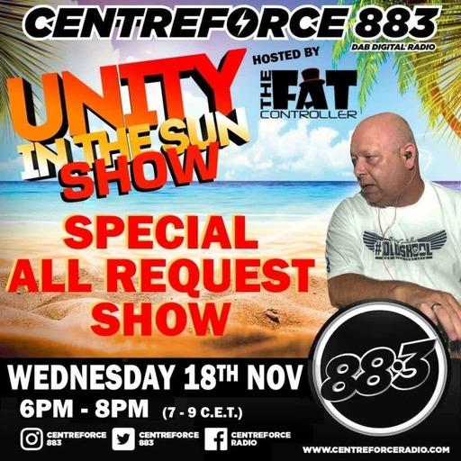 Episode 130: Centreforce Radio 883 18th Nov 2020
