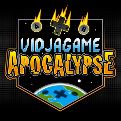 Vidjagame Apocalypse 41 – The Games that Defined the Generation