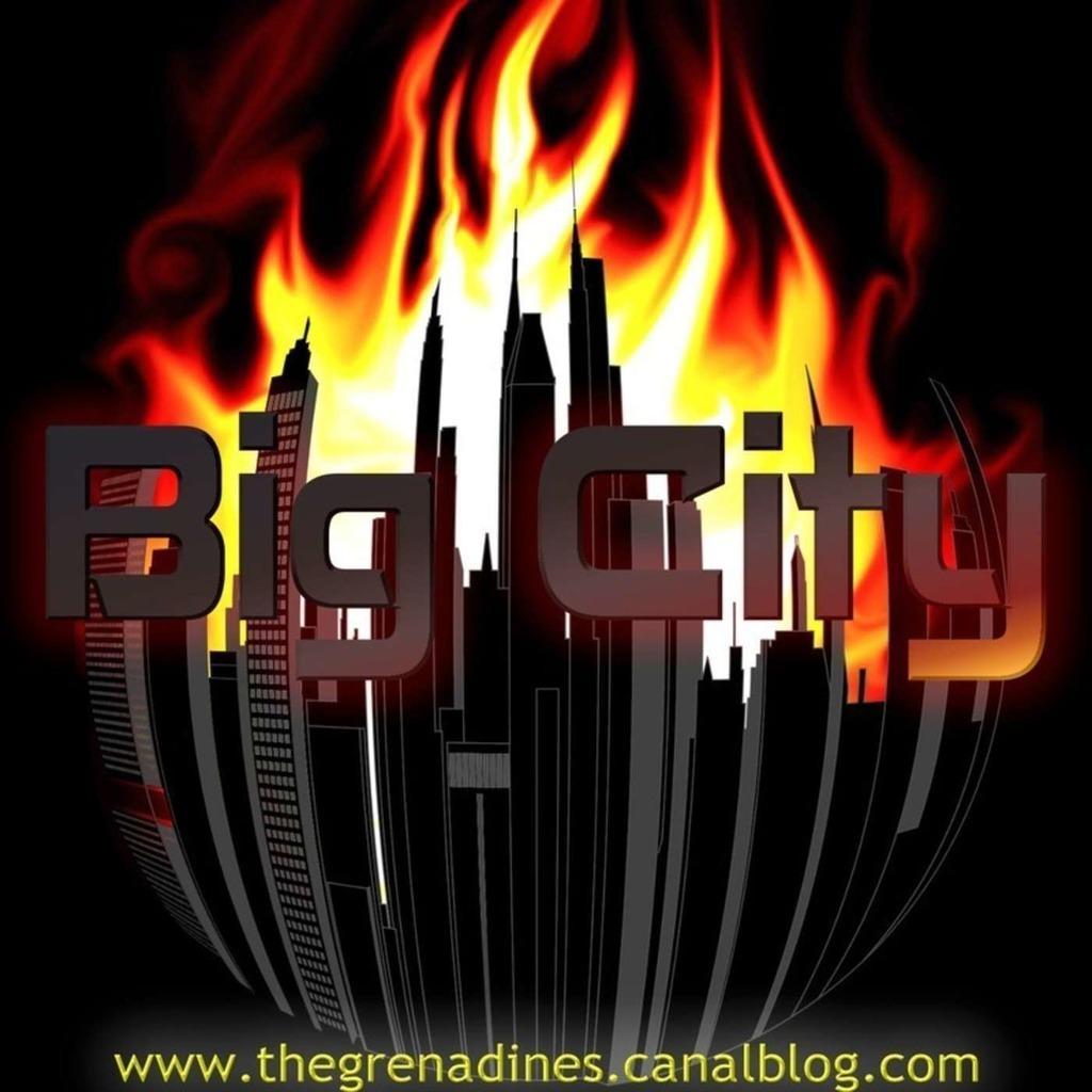 Big  City #Pauvirés