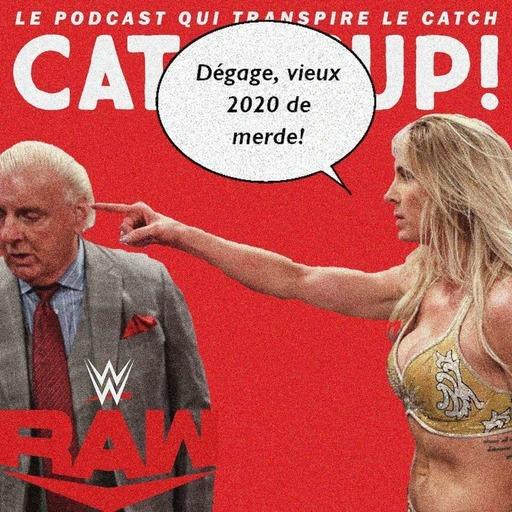 Catch'up! WWE Raw du 4 janvier 2021 — Meilleurs vieux