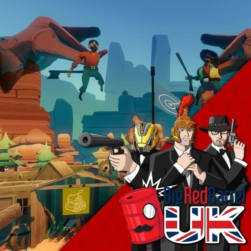 BRB UK 255: El Raptor
