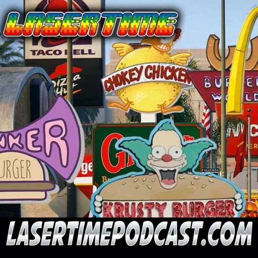Laser Time #302 – Fictional Fast Food Quiz