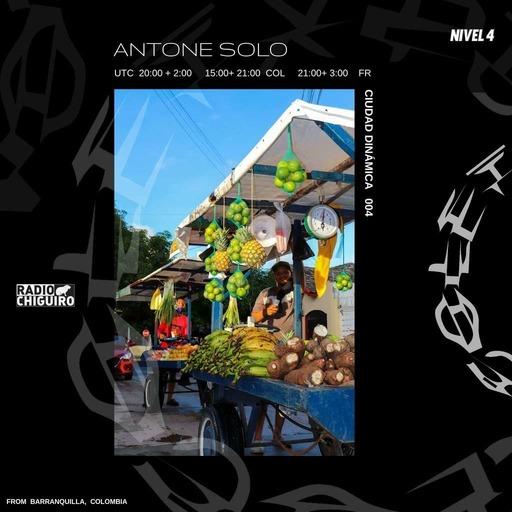 Nivel4 - Ciudad Dinámica 004 - Antone Solo