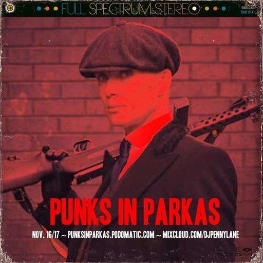 Punks in Parkas - November 16, 2017