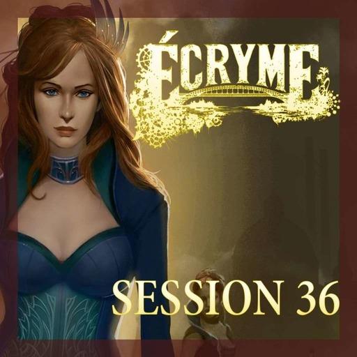 Overlay Ecryme Session 36