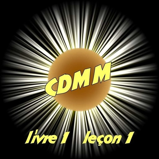 CDMM : livre 1 — leçon 1