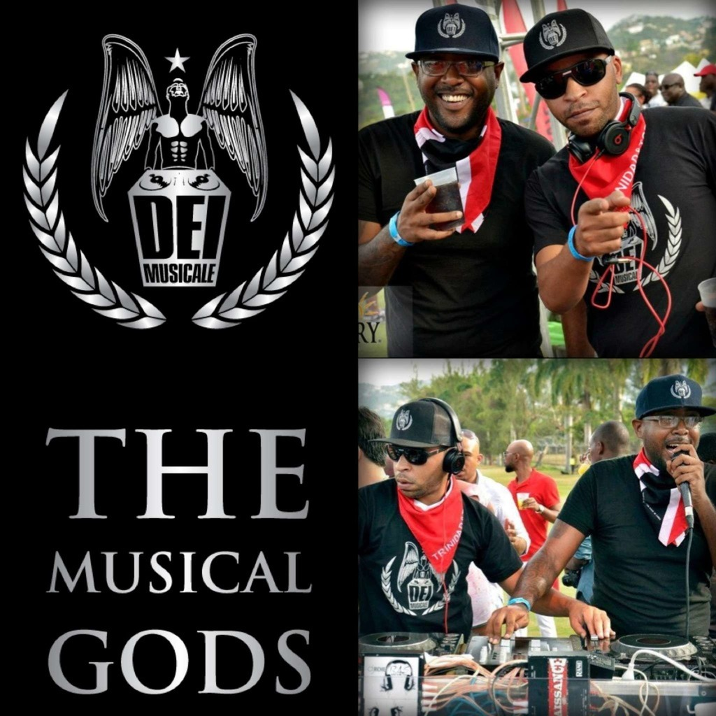 Dei Musicale : The Musical Gods Podcast