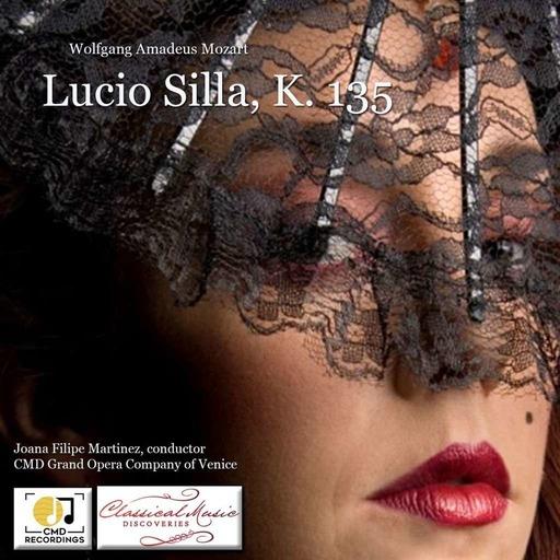 Episode 36: 13136 Mozart: Lucio Silla, K. 135