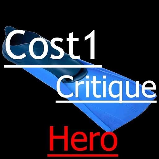 Cost1 Critique-Hero