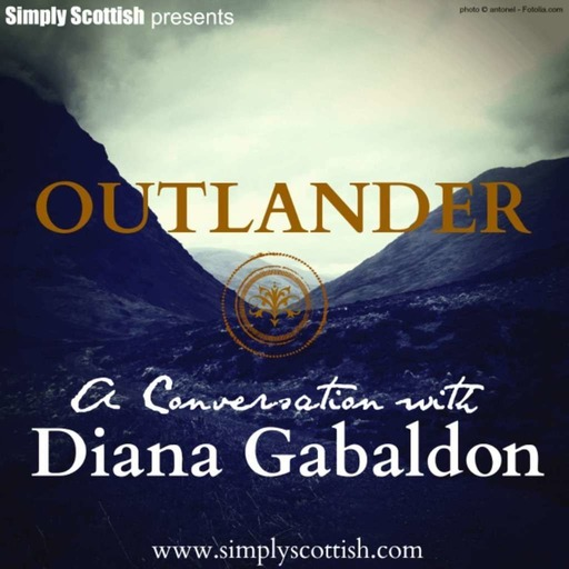 Outlander: A Conversation with Author Diana Gabaldon
