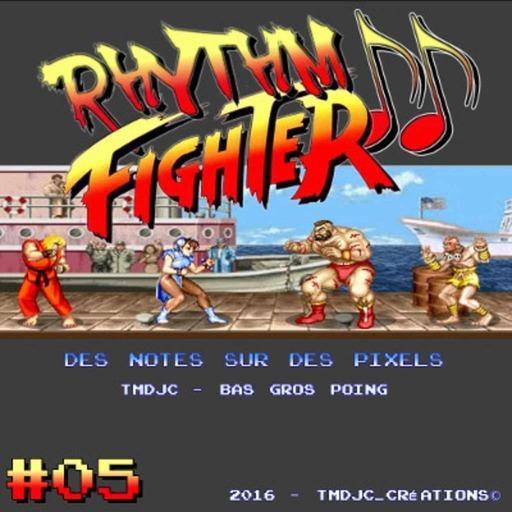 Rhythm Fighter #05 : Street Fighter II Partie II