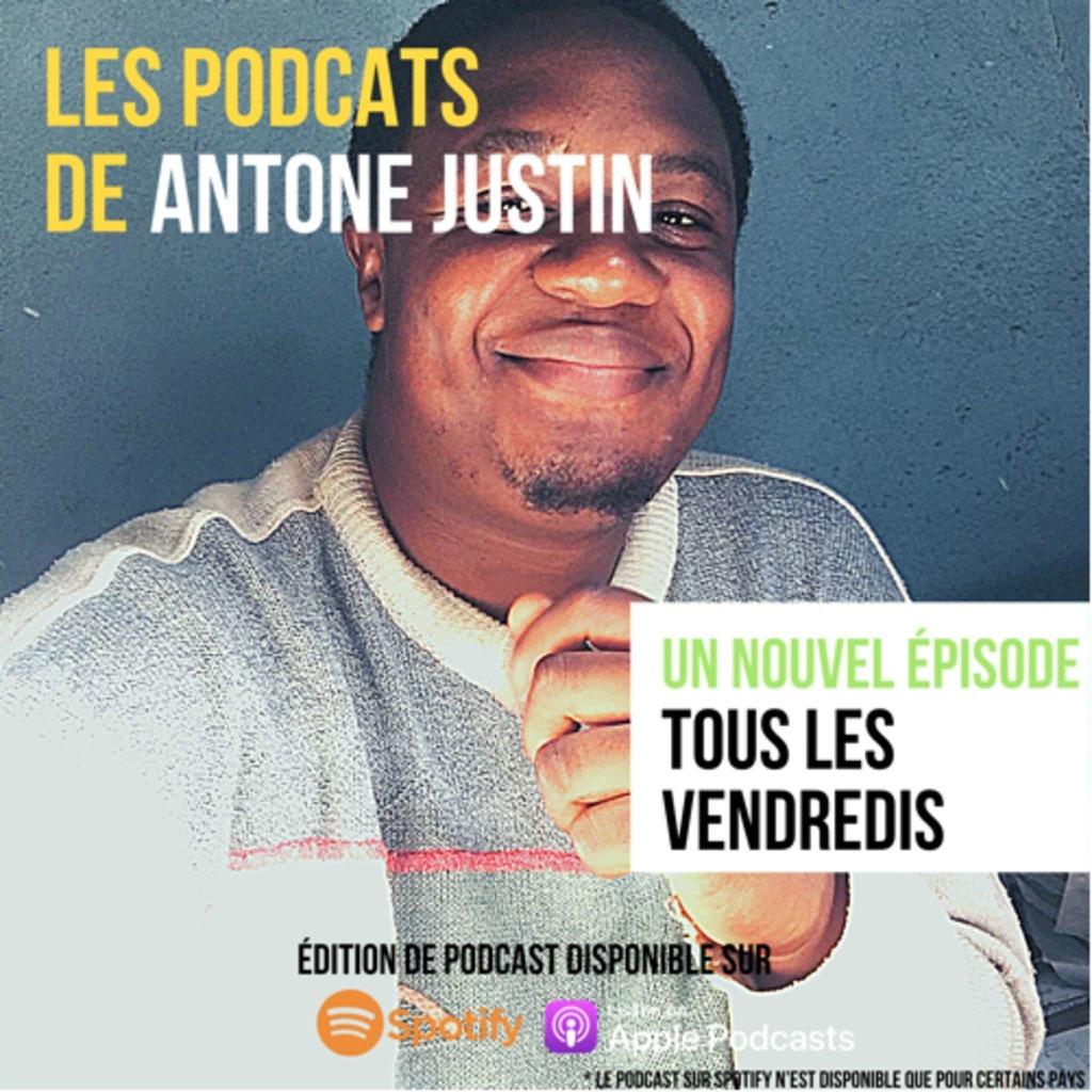Les podcasts de Antone Justin
