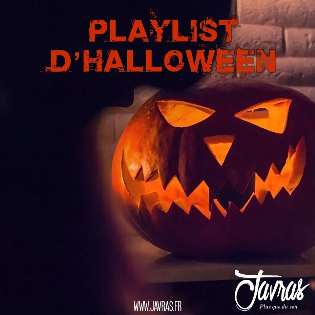 Playlist Halloween - Javras