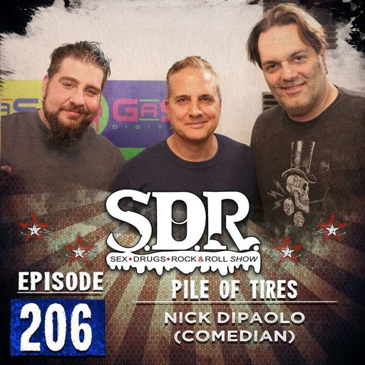 Nick Dipaolo (Comedian) - Pile Of Tires