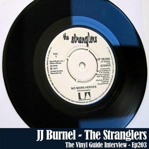 Ep203: JJ Burnel of The Stranglers