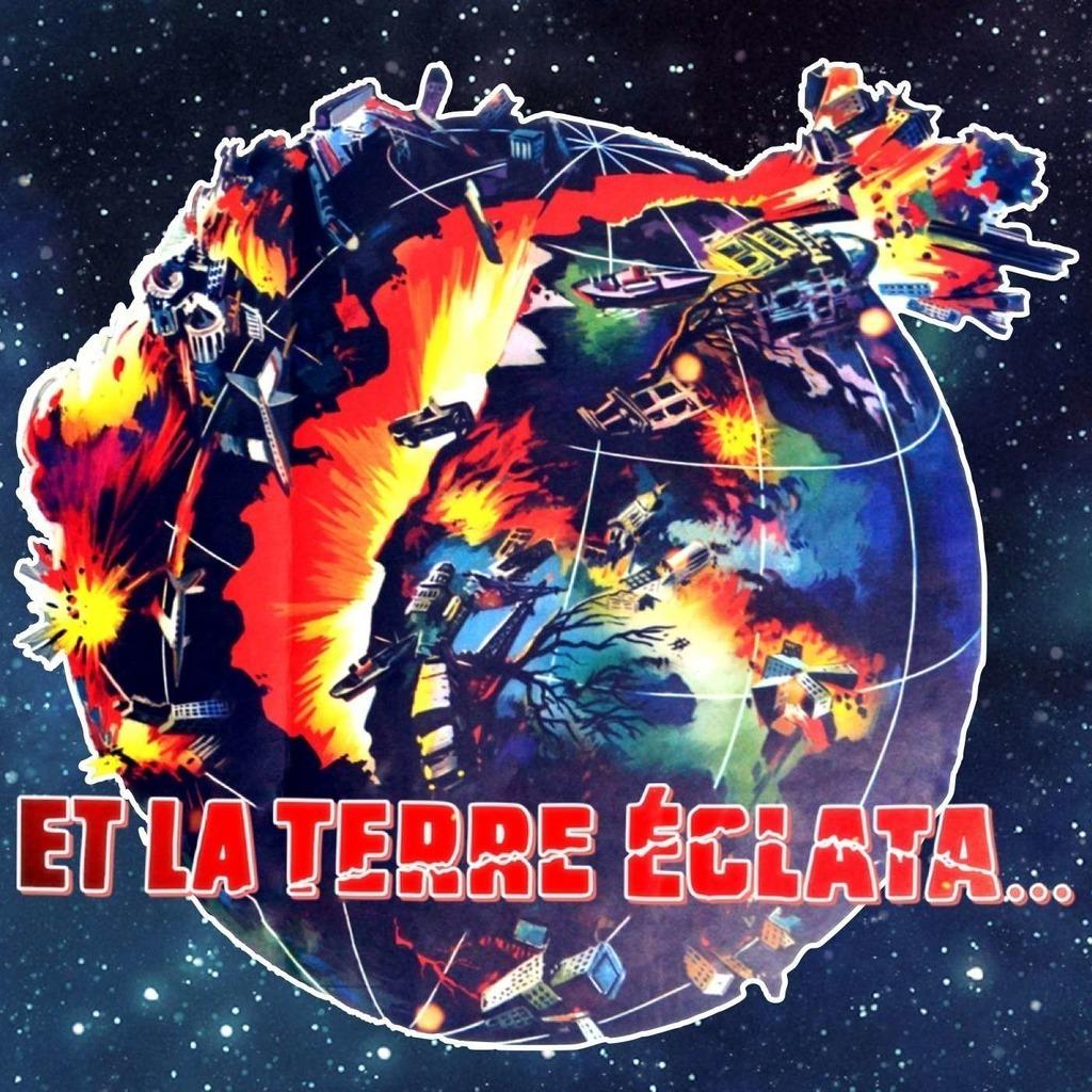 Et la Terre éclata... 💥 Saga MP3