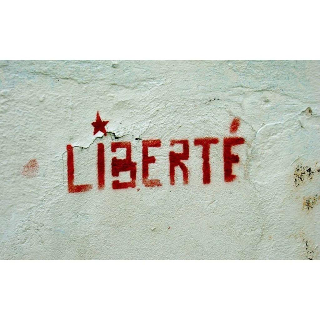 Tu la sens la Liberté ?