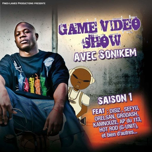 Game Video Radio Show with Sonikem