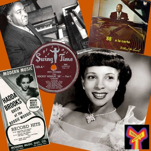 It's All About The Boogie! (Rockin' Piano Blues 1928-1985) (Hour 1)