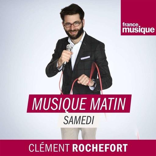Leonardo García Alarcón, chef d'orchestre, invité de Musique matin Clément Rochefort