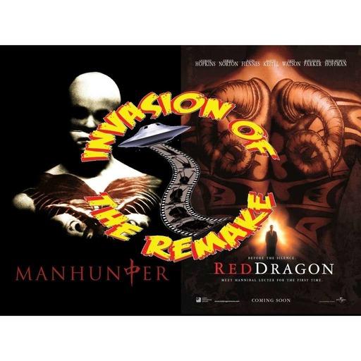 Ep.99 Manhunter (1986) Vs. Red Dragon (2002)