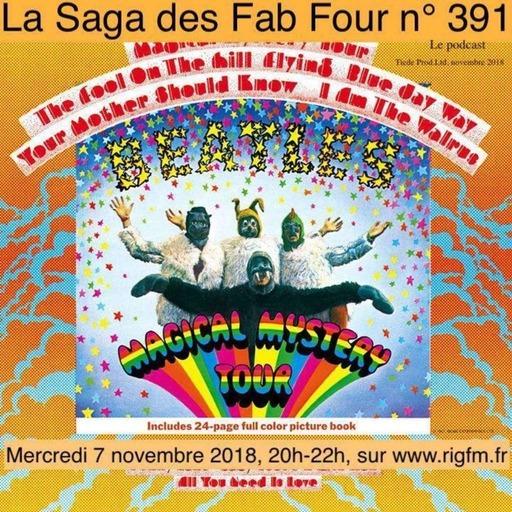 La Saga des Fab Four n° 391