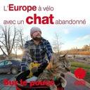 31 juillet 2020 - L'Europe à vélo avec un chat abandonné - Sur le pouce